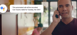 Google Duplex starts rolling out to iPhones and more Android phones