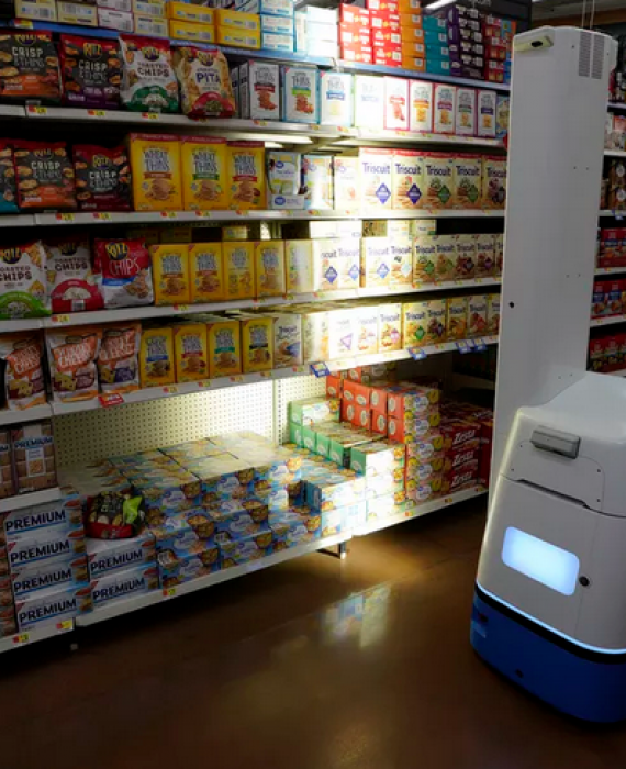 Walmart is hiring more robots to replace human tasks like cleaning floors and scanning inventory