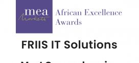 FRIIS IT Solutions wins the Most Comprehensive Web Services Provider – Ghana 🇬🇭 at the African Excellence Awards 2021